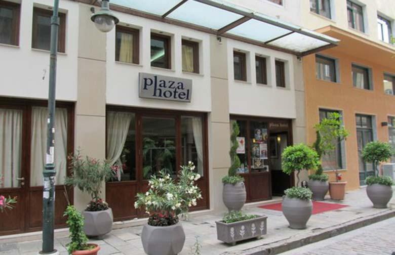 Plaza Hotel 3*