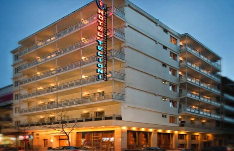 Telioni Hotel 3*