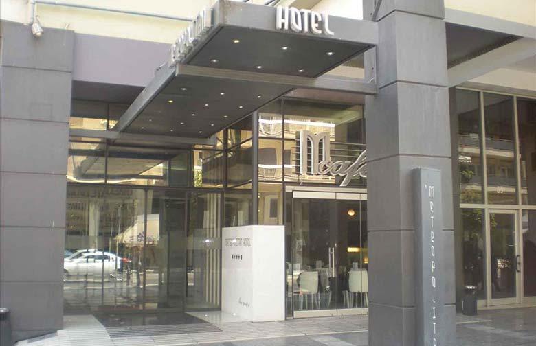Metropolitan Hotel 3*