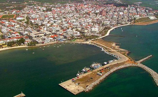 taxi transfers to Gerakini Halkidiki