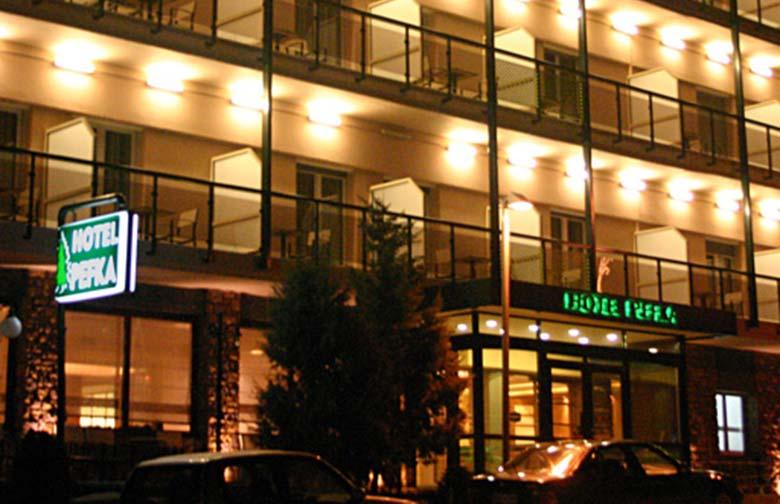 Pefka Hotel 4*