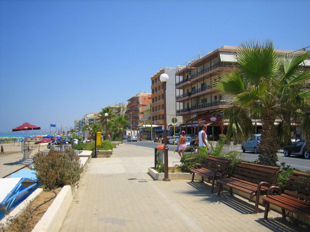 Kreta Nefeli Beach Hotel Rethymno
