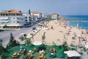 Flughafen taxi transfers fahrt nach Katerini Pieria