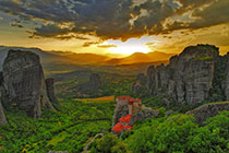 Transfer Tour to Meteora