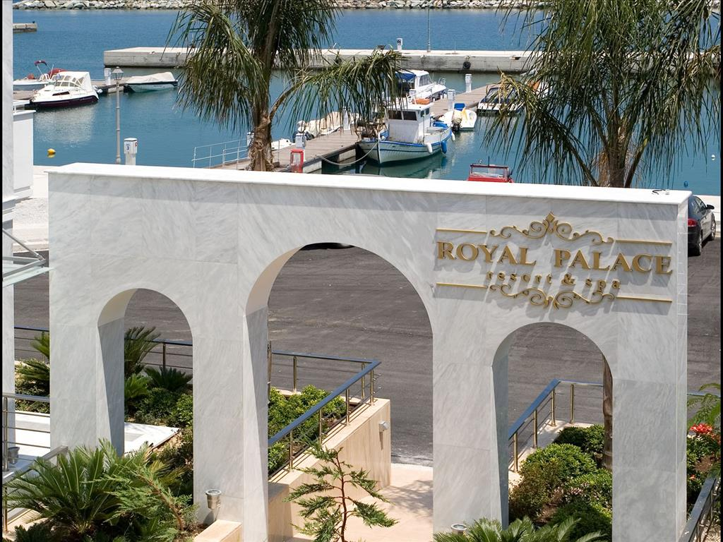 Taxi to Royal Palace Resort