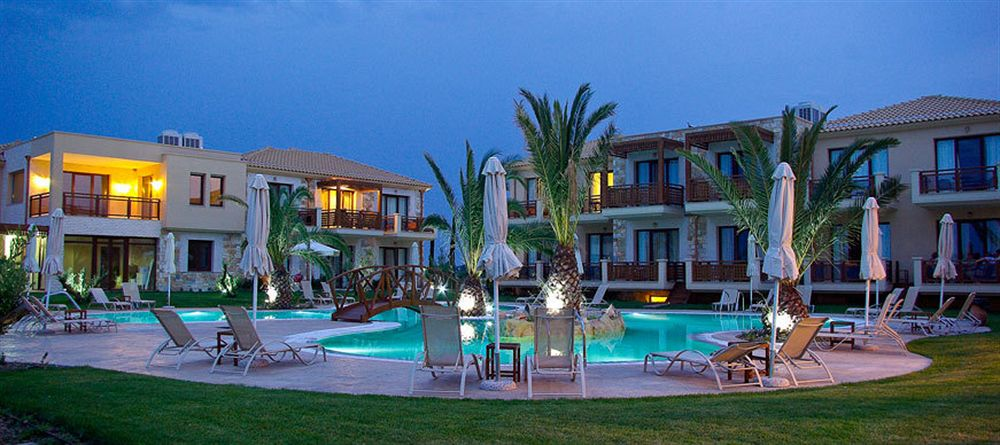 taxi to mediterranean village and spa