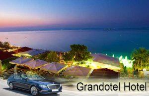 Grandotel Hotel hanioti Halkidiki