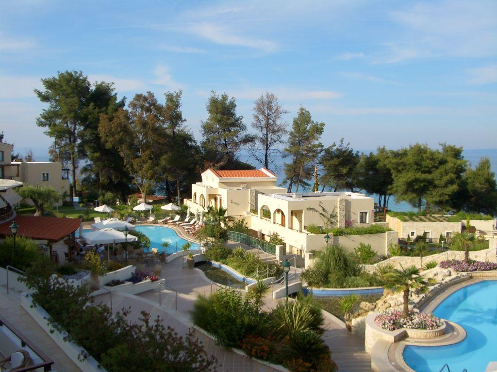 Taxi To Aegean Melathron Thalasso Spa Hotel To Airport Thessaloniki
