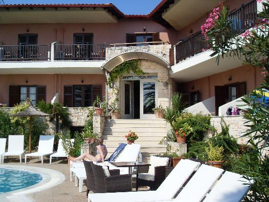 Stamos Hotel Halkidiki Afytos