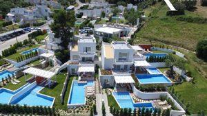 Kappa Luxury Villas Paliouri Halkidiki ,thessaloniki airport taxi