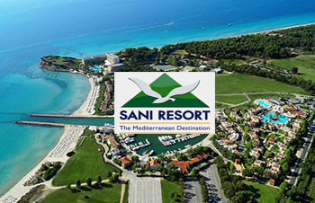 Sani Resort in Halkidiki