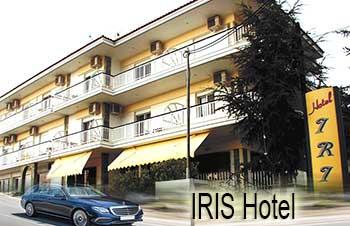 Iris Hotel in Nea Kalikratia