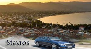 Airport Taxi Transfers to Stavros from Thessaloniki
