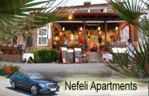 Hotel Nefeli Polichrono