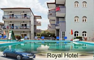 Royal Hotel and Suites Polichrono