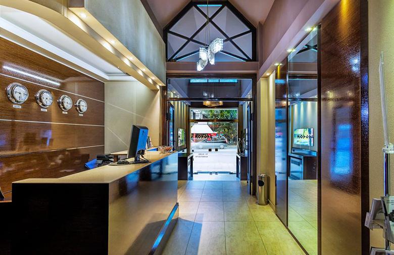 Aegeon Hotel 3*