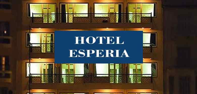 Esparia Hotel 3*