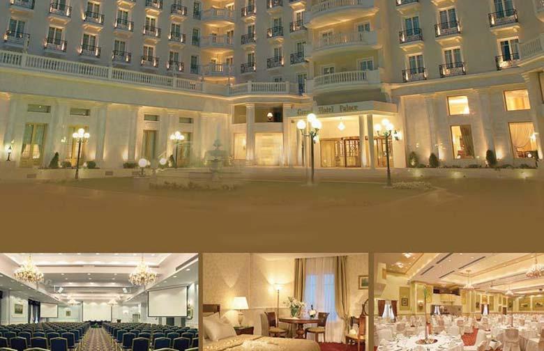 Grand Hotel Palace 5*