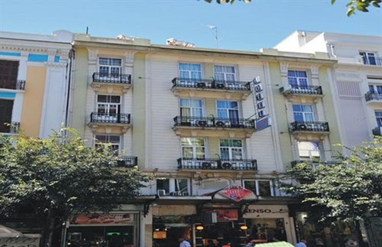 Alexandria Hotel 1*
