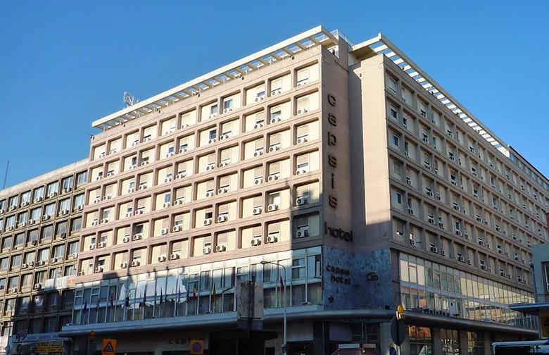 Capsis Hotel 4*