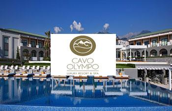 Cavo Olympo Luxury Resort