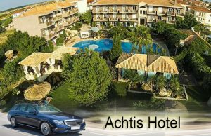 Achtis Hotel Halkidiki Afitos