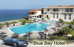 Airport taxi transfers to Blue Bay Hotel