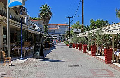 Hanioti in Halkidiki