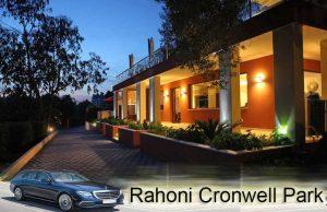 Airport taxi transfers to Rahoni Cronwell Park Nea Skioni