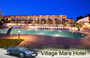 Airport Taxi Transfers to Village Mare Hotel Metamorfosi