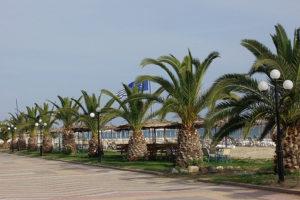 Flughafen taxi transfers fahrt nach Nea Plagia Chalkidiki