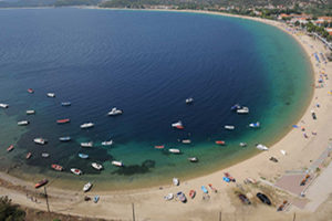 Airport Taxi Transfers to Toroni Halkidiki