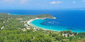 Airport Taxi Transfers to Paliouri Halkidiki