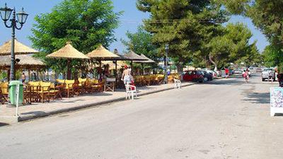Airport Taxi Transfers to psakoudia Halkidiki